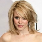 Thin hairstyles for women