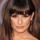 Beautiful bangs hairstyles