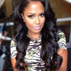 Beautiful weave hairstyles