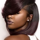 Black female weave hairstyles