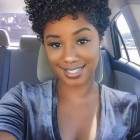 Black girl curly weave hairstyles