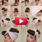 Easy rockabilly hairstyles