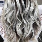 Hair style layer cutting