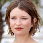 Hair type for round face