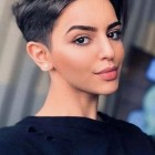 Latest short hair trend