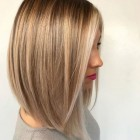 Layer hair cut short