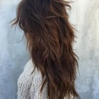 Long layered haircut for long hair