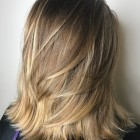 Long layered haircuts medium length hair