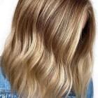 New blonde hair trends
