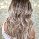 Pictures of blonde hair with highlights