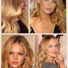 Pictures of golden blonde hair