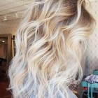 Pretty blonde hairstyles