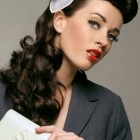 Retro hairstyle ideas