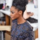 Short curly weave