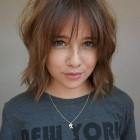 Short hair cuts with bangs