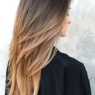 Short layered hairstyles for long hair