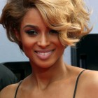 Short wavy weave hairstyles