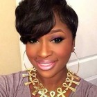 Short weaves for black hair
