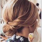 Stylish updos for short hair