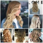 2018 long hair trends
