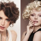 2018 short curly hairstyles