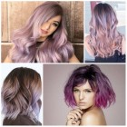 Hair color ideas for 2018