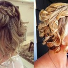 Hair for prom 2018