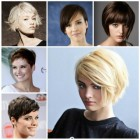 Hairstyles for spring 2018