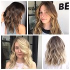 Long hair hairstyles 2018