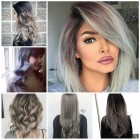 Medium hairstyles 2018