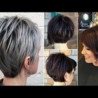Short haircut styles for 2018