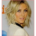Short medium hairstyles 2018