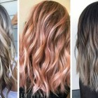 Summer hair colors 2018