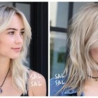 Trendy hairstyles for 2018