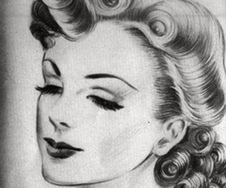 1940s Hairstyles For Long Hair