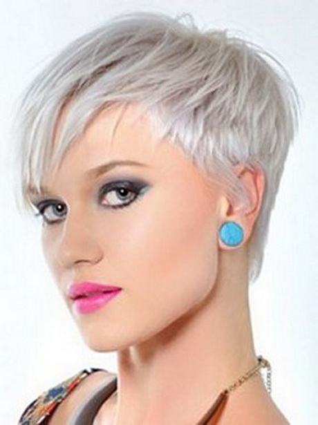 2014 Trendy Short Hairstyles