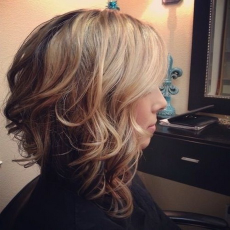 2015 haircuts for medium length hair