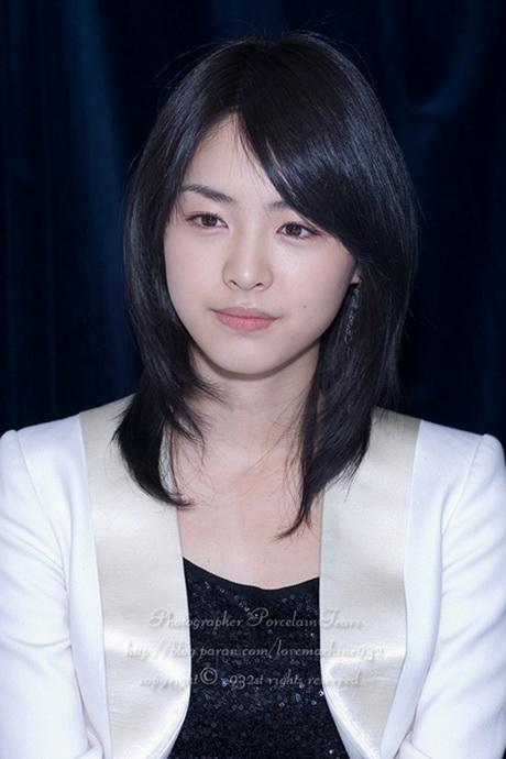 asian medium length hairstyles