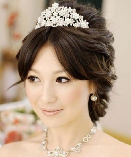 Asian Wedding Hairstyle: Asian Wedding Hair Styles