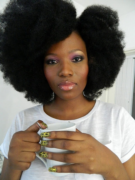black afro hairstyles 2014