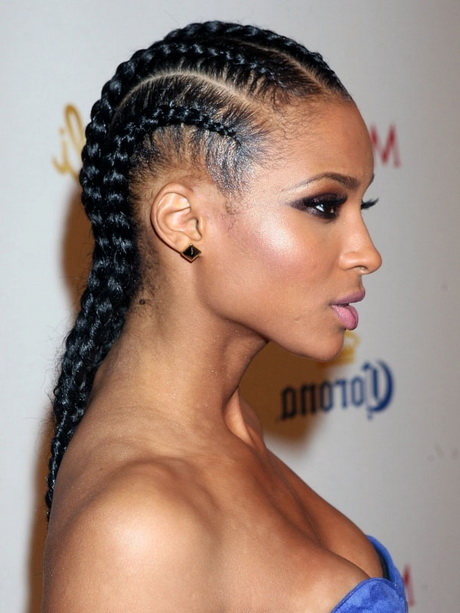 black braided hair styles black braided hairstyles 2015 3286