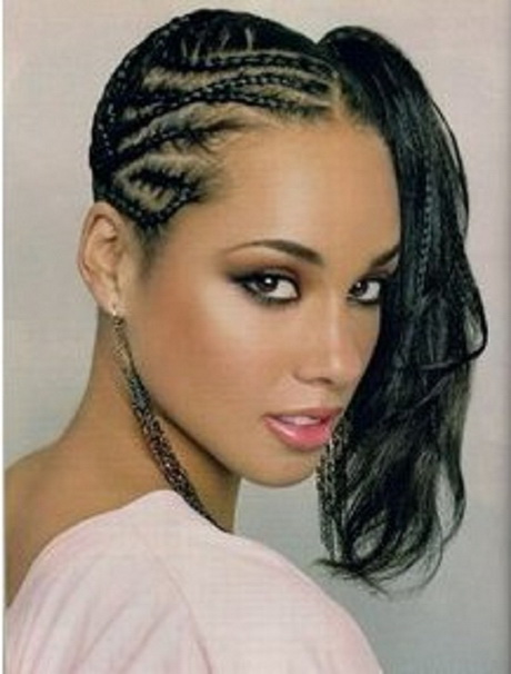 styles for black hair 2014 black braids hairstyles 2014 8883