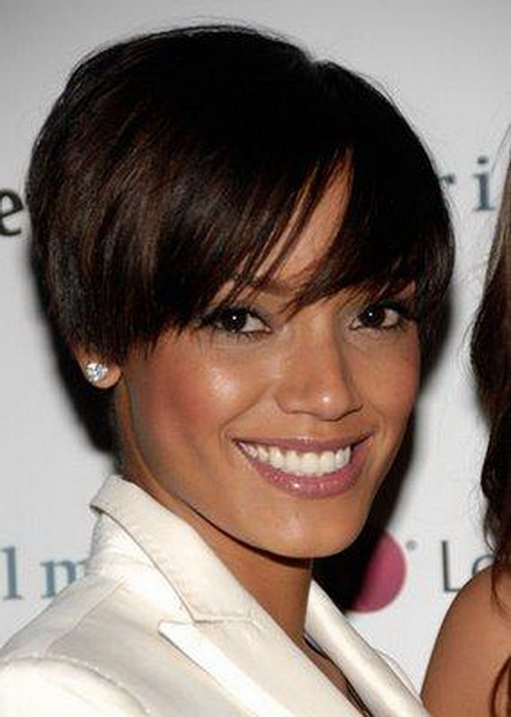 Black Girl Short Haircuts