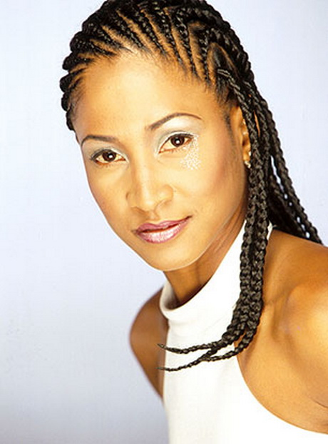 corn row hair style black hairstyles cornrows 4216