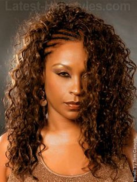 Black People Braids Hairstyles