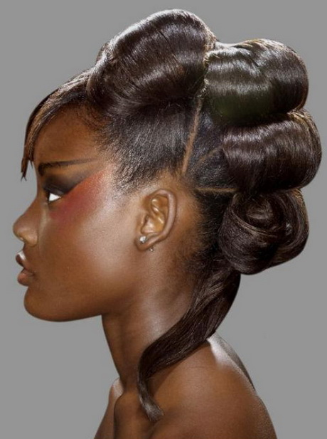 black hair updo styles pictures black updo hairstyles 1789 | black people updo hairstyles 80 7
