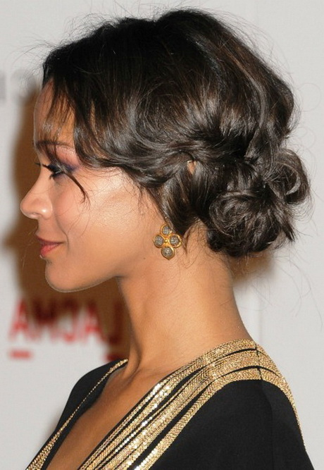styles for black hair 2014 black prom hairstyles 2014 8883