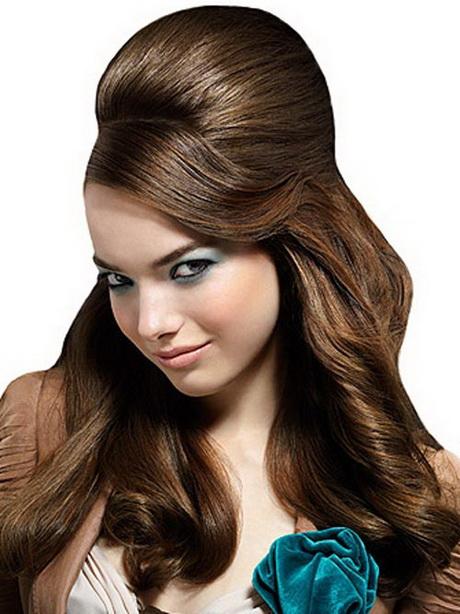 Bump Hairstyles For Long Hair
