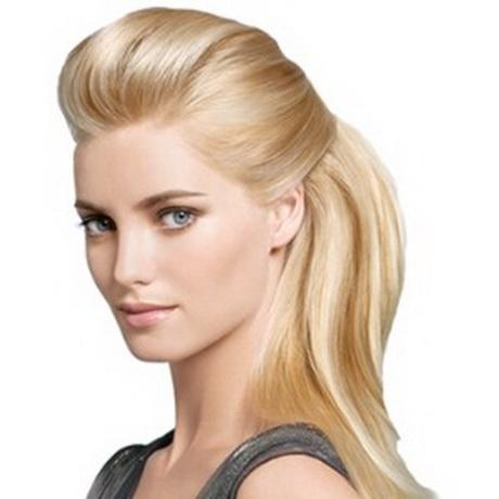 Bump Hairstyles For Short Hair