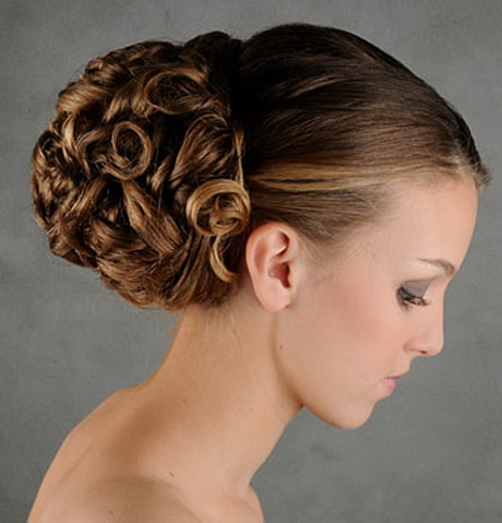 Bun Bridal Hairstyles